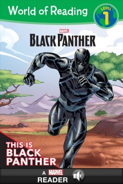 This is Black Panther! - Alexandra West