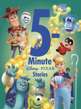 5-minute Disney Pixar stories.