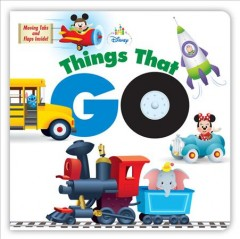 Things that go - Saraauthor.(Sara F.) Miller
