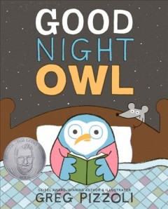 Good night owl - Greg Pizzoli