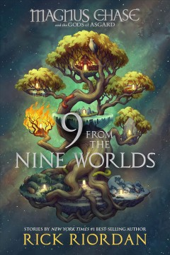 9 from the Nine Worlds : stories - Rick Riordan