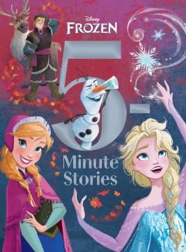 Disney Frozen 5-minute stories.