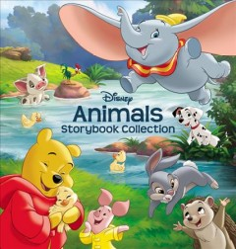 Disney animals storybook collection.
