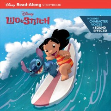 Lilo & Stitch : read-along storybook - Sarah Harris