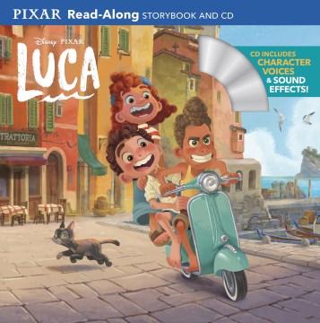 Luca : read-along storybook and CD - Josh Crute