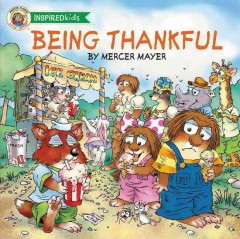 Being thankful - Mercer Mayer