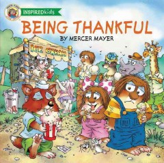 Being thankful / by Mercer Mayer - Mercer Mayer