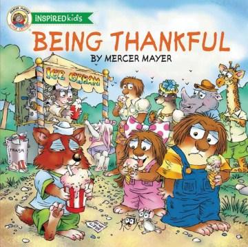 Being thankful / by Mercer Mayer - Mercer Mayer