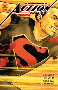 Superman Action Comics 8 - Greg Pak