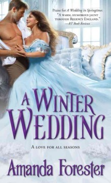 Winter Wedding - Amanda Forester