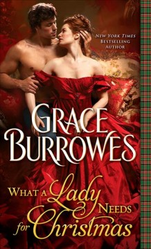 What a lady needs for Christmas - Grace Burrowes