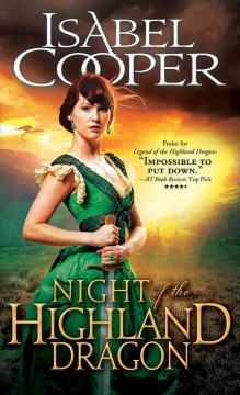 Night of the highland dragon - Isabel Cooper