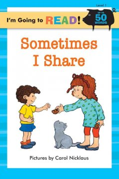 Sometimes I share - Harriet Ziefert