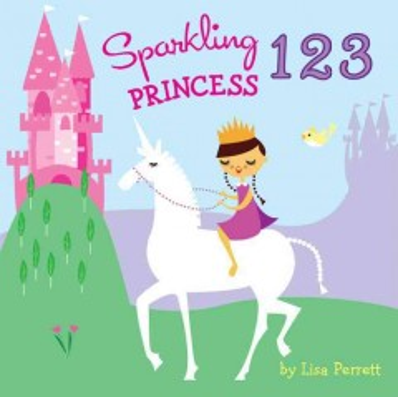 Sparkling princess 1 2 3 - Lisa Perrett