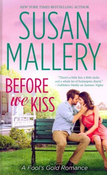 Before we kiss - Susan Mallery