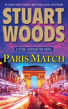 Paris match - Stuart. author Woods