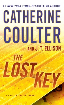 The lost key - Catherine. author Coulter