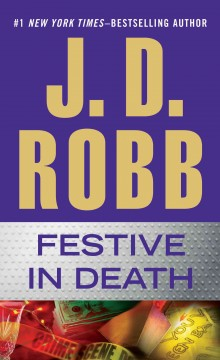 Festive in death - J. D Robb
