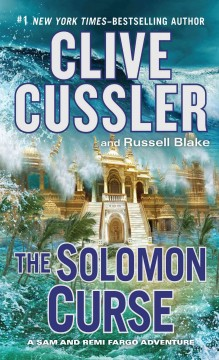 The Solomon curse - Clive Cussler