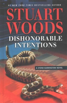 Dishonorable intentions - Stuart Woods