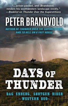 Days of thunder : a western duo - Peter Brandvold