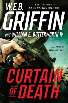 Curtain of death - W. E. B Griffin