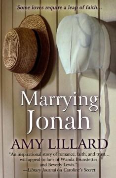 Marrying Jonah - Amy Lillard