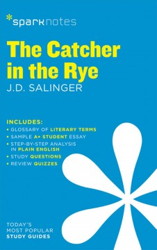 The catcher in the rye, J.D. Salinger.