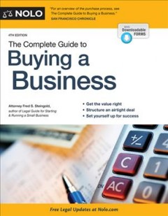 Complete Guide to Buying a Business - Fred Steingold