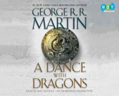 A dance with dragons - George R. R Martin