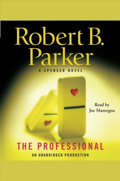 The professional - Robert B Parker