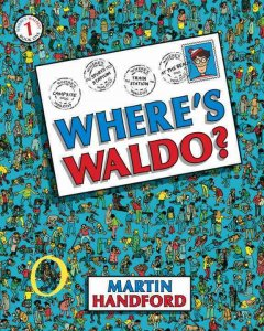 Where's Waldo - Martin Handford