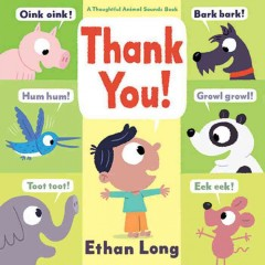 Thank you! - Ethan Long