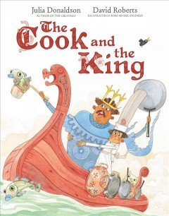 The cook and the king - Julia Donaldson