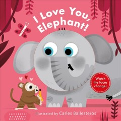I love you, Elephant! - Carles Ballesteros