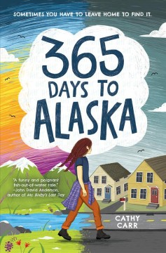 365 Days to Alaska - Cathy Carr