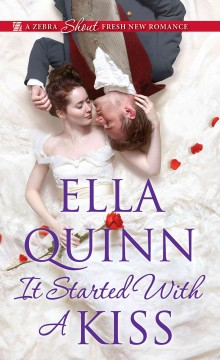It started with a kiss - Ella Quinn