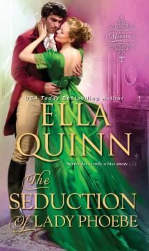 Seduction of Lady Phoebe - Ella Quinn