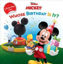 Whose birthday is it? : a lift-the-flap surprise story - Sheila Sweeny Higginson