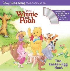Winnie the Pooh : The Easter-egg hunt : read-along storybook and CD