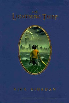 The lightning thief / Rick Riordan - Rick Riordan