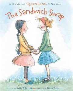 The sandwich swap - Queen Rania