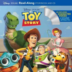 Toy story : read-along storybook and CD