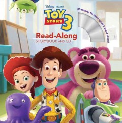 Toy story 3 : read-along storybook and CD