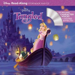 Tangled : read-along storybook and CD