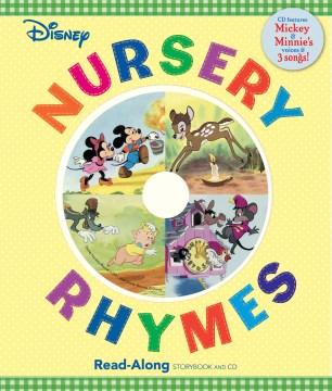 Disney nursery rhymes : read-along storybook and CD.
