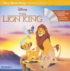 The Lion King : read-along storybook and CD.