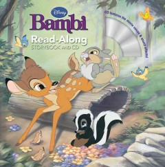 Bambi : read-along storybook and CD.