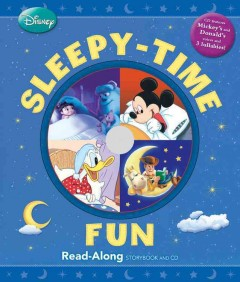 Sleepy-time fun : read-along storybook and CD.