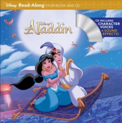 Aladdin read-along storybook and CD - Jane Schonberger